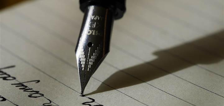 plume de stylo