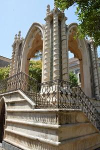 07 - Visite du Monastère des Bénédictins de l'Université de Catane