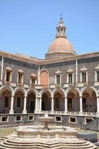 11 - Visite du Monastère des Bénédictins de l'Université de Catane