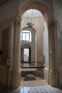 14 - Visite du Monastère des Bénédictins de l'Université de Catane