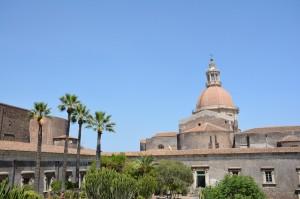 17 - Visite du Monastère des Bénédictins de l'Université de Catane