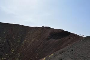 62 - Sortie de terrain sur l'Etna