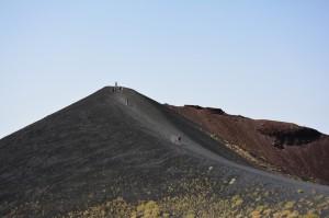 64 - Sortie de terrain sur l'Etna