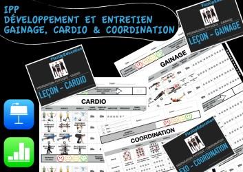 IPP – Développement et Entretien – Gainage, Cardio & Coordination