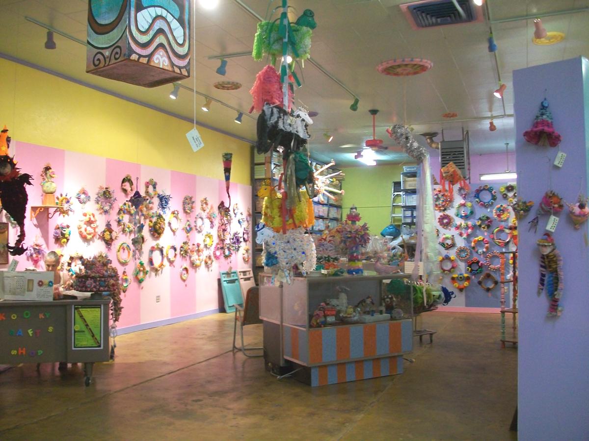 Kooky Krafts Shop