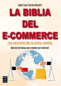 Portada del libro La Biblia del e-commerce