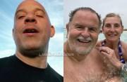 Vin Diesel y Raúl de Molina