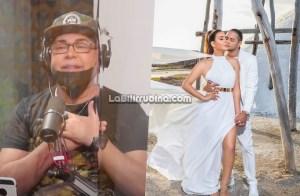 Tommy Castillo (La Berny) y Dalisa Alegría