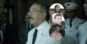 El Ministerio Público menciona el respaldo que, según la acusación, recibían los acusados por parte del exmandatario