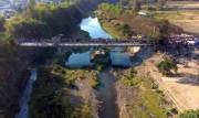 La construcción de un canal para desviar las aguas del río Masacre ha provocado un conflicto
