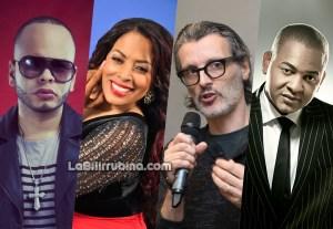 Alá Jazá, la cantante Marcel, Pinky Pintor y Wason Brazobán