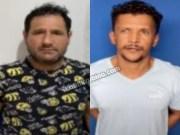 Orlando Vargas Chamorro y Yampier Lozano Medina