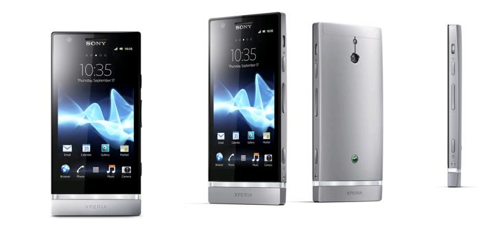 Recensione Sony Xperia P