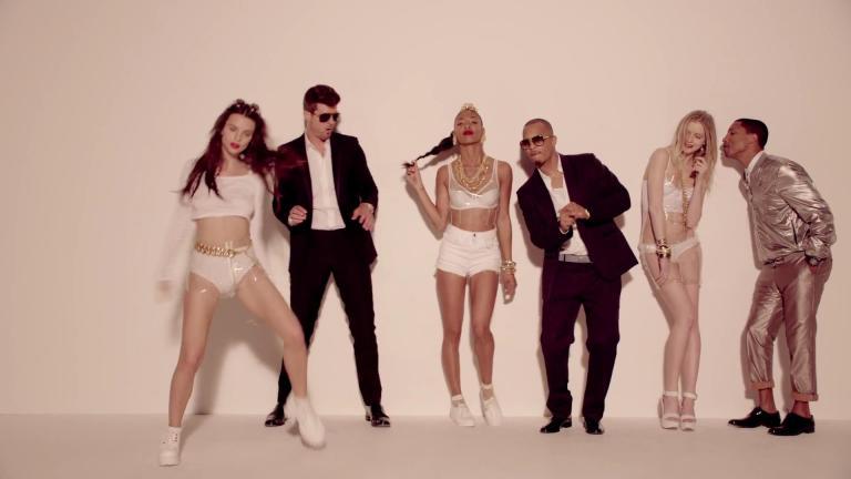 #Billboard Top 50: Blurred Lines domina!