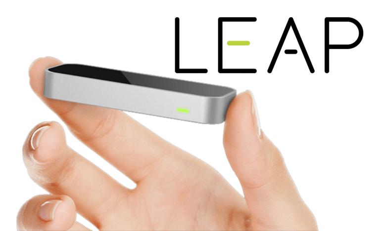 Leap Motion Controller, controllare il PC senza toccarlo