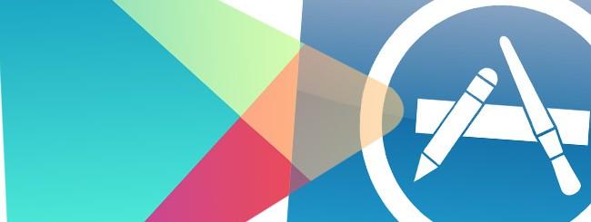 iOS vs Android: il Play Store vince sul numero dei download ma non sui guadagni