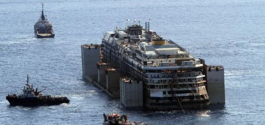 Costa Concordia - Lab Informer