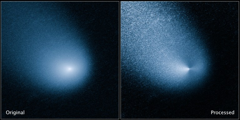 Siding Spring: La cometa a due passi da Marte