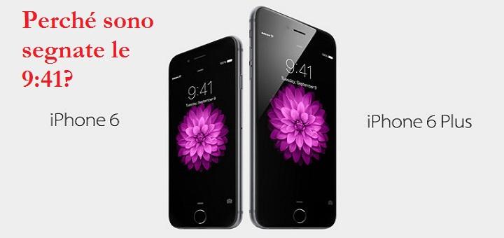 Apple, ecco perché nelle pubblicità degli iPhone sono segnate sempre le 9:41