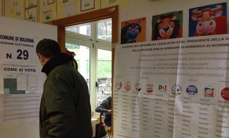 Elezioni in Emilia Romagna e Calabria – In Aggiornamento