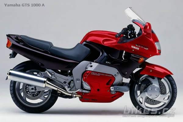 Amarcord, pillole motociclistiche – Yamaha GTS 1000