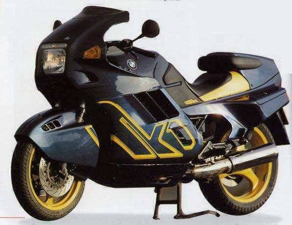 Amarcord, pillole motociclistiche – BMW K1