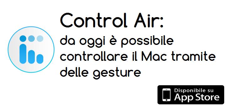 Utilizzare il Mac senza toccarlo? si può!