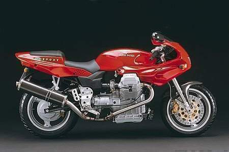 Amarcord, pillole motociclistiche – Moto Guzzi 1100 Sport