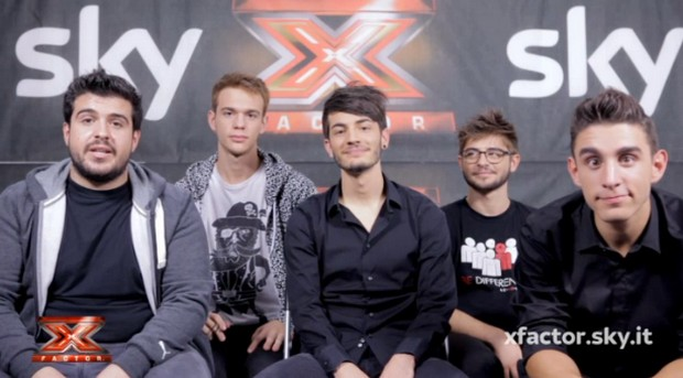 spritz-for-five-x-factor-8-scheda