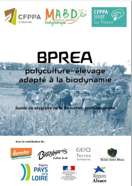 photo BPREA biodynamie