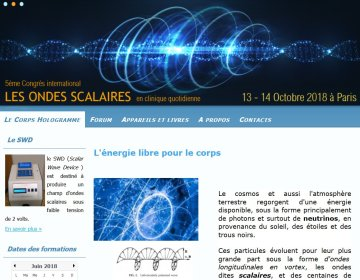 ondes scalaires