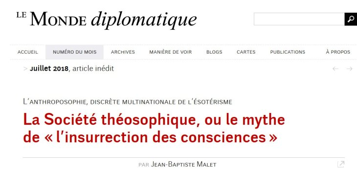MALET l'insurrection des consciences