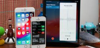 iOS 12 on the iPhone 5S, iPhone 6 Plus, and iPad Mini 2