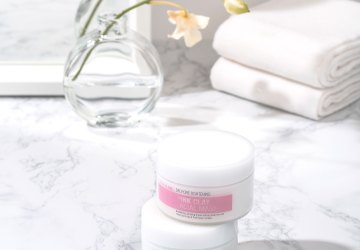 Shrink pores, calm down your skin: SKIN&LAB Dr. Pore tightening Glacial & Pink clay masks