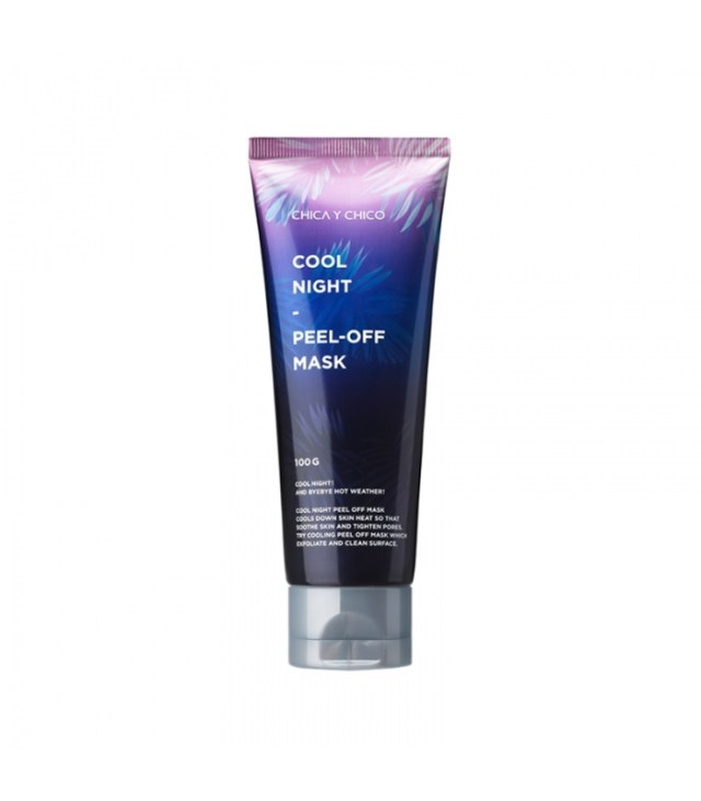 CHICA Y CHICO - Cool Night Peel-off Mask