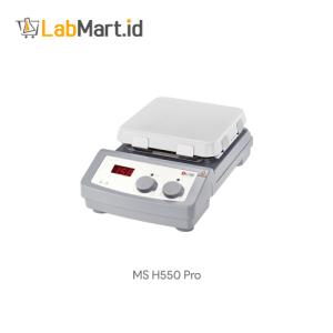 Hotplate Stirrer MS H550 Pro