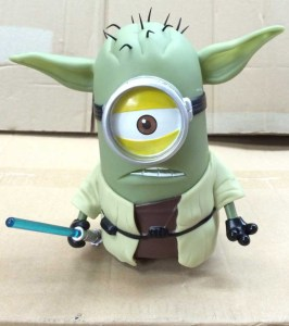 Despicable-Me-3-3D-Eye-Minions-Cos-Star-Wars-Darth-Vader-Trooper-yoda-PVC-Action-Figure