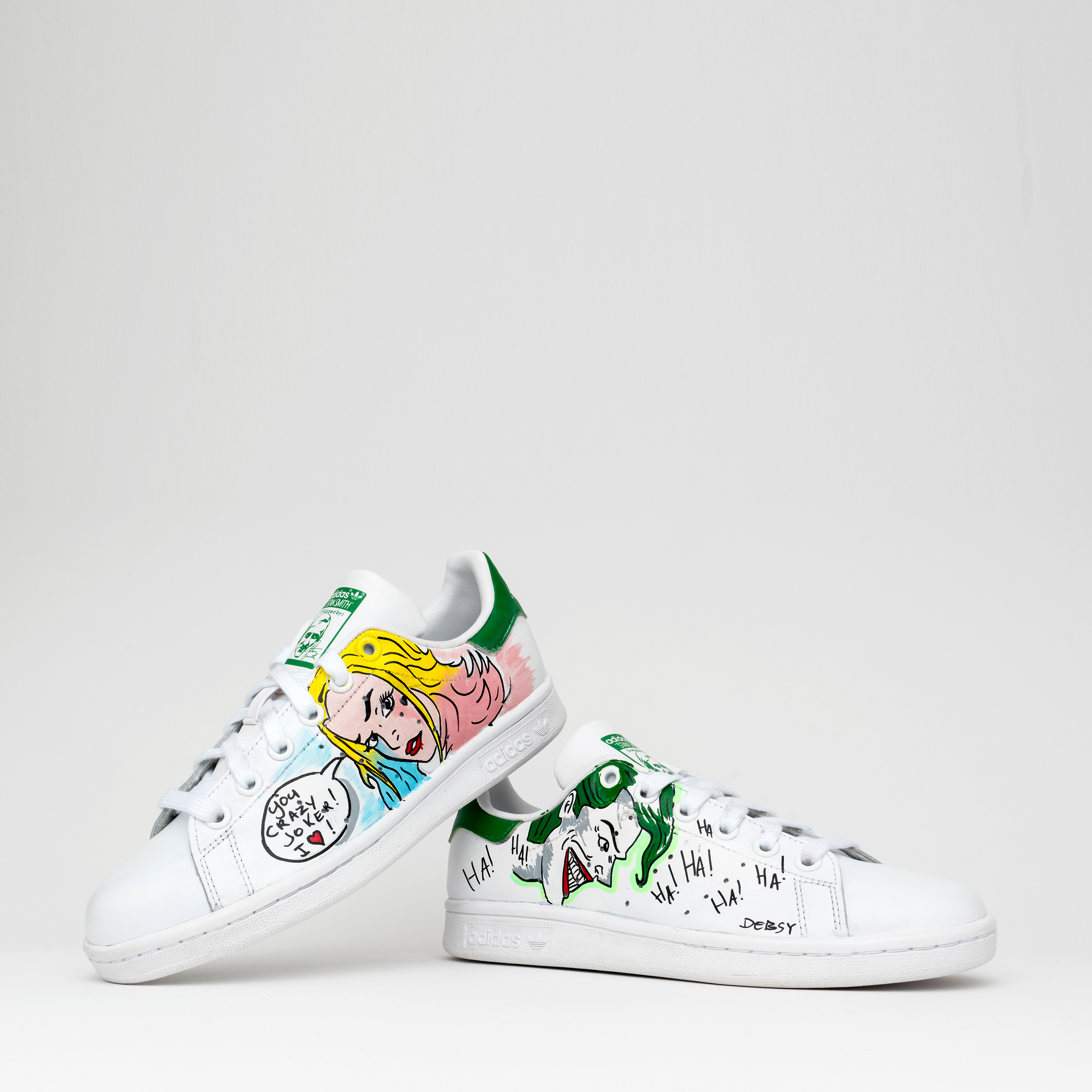 stan smith suicide squad