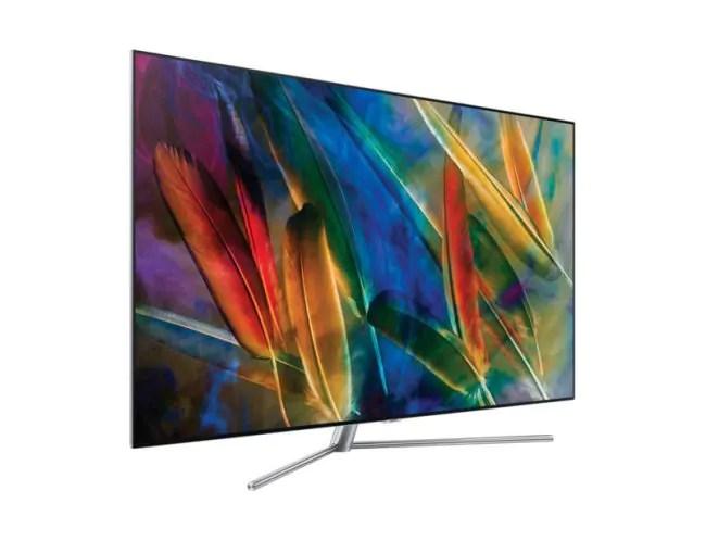 ecran noir pour les smart tv de samsung