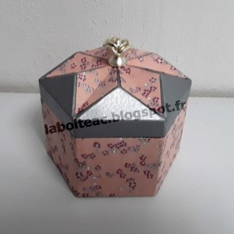 Boite Origami revisitée 33-Lysiane L