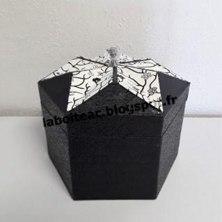 Boite Origami revisitée 44-Isabelle V