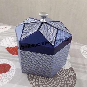 Boite Origami revisitée 7-Danielle T