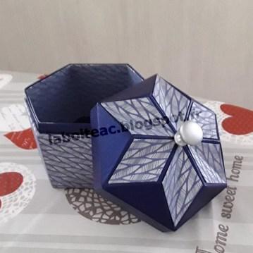 Boite Origami revisitée 8-Danielle T