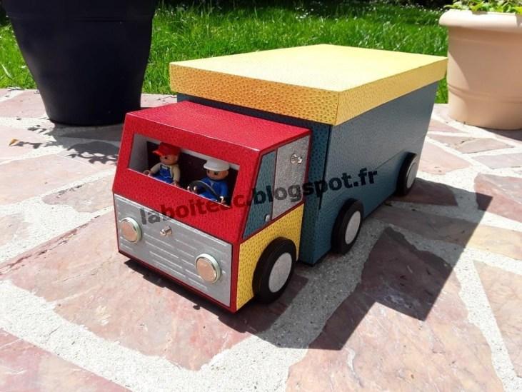 Le Camion 1-PC