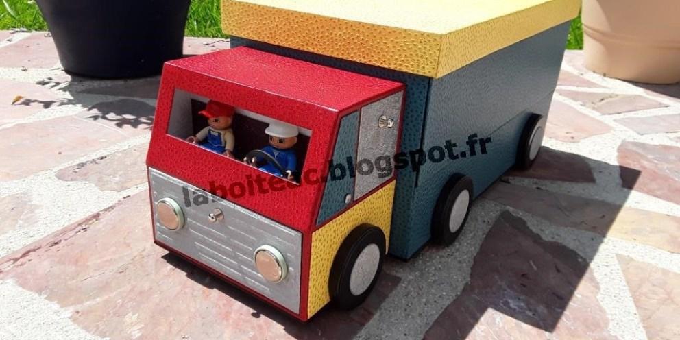Le Camion et Maisonnettes enfants et compagnie: la suite!