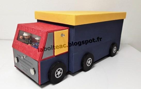 Le camion 10-Michèle G