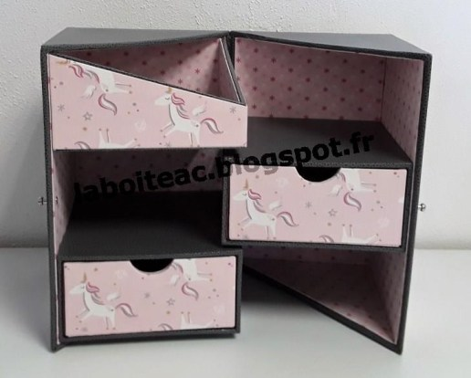 Le Cube Chic 4-Agnès G