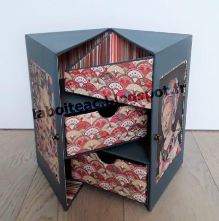 Le Cube Chic 9-PC