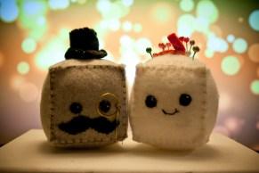 Monsieur Cube et son ami