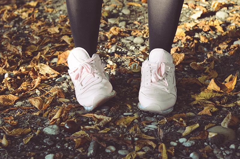 Automne sneakers Reebok